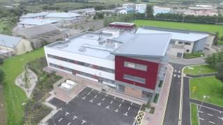 NWRSP - LYIT Co-Lab, Letterkenny - Boyle Construction
