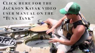 Jackson Kayak Big Tuna Walkthrough Video(The new Jackson Kayak Big Tuna walk through is finally here! For more information visit the Jackson Kayak website at JacksonKayak.com., 2012-05-18T01:25:52.000Z)