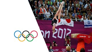 Sandra Raluca Izbasa Wins Women's Artistic Vault Gold - London 2012 Olympics
