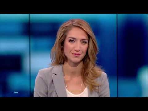 BioOrg on Belgian TV News (VRT) - September 2017