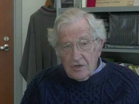 """Noam Chomsky: """"What exactly is the threat of Iran?"""" 