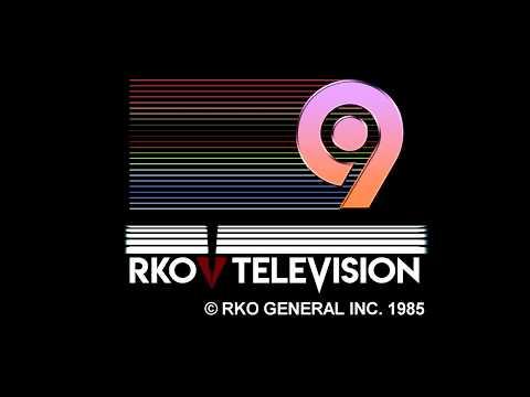 RKO Television (WOR 9) Logo (HD 60fps Remake)
