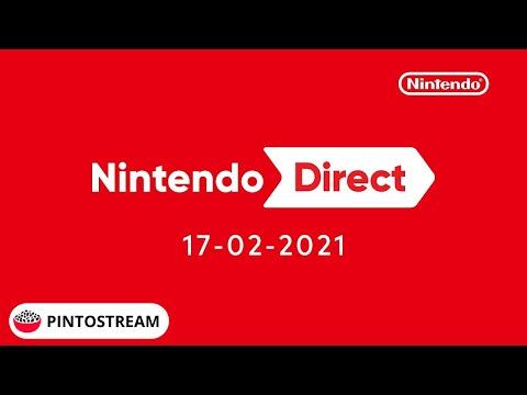 Reacción Nintendo Direct 17/02/2021