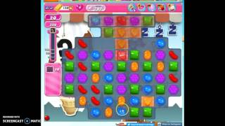 Candy Crush level 702 help w/audio tips, hints, tricks