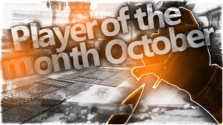 Player of the Month | October