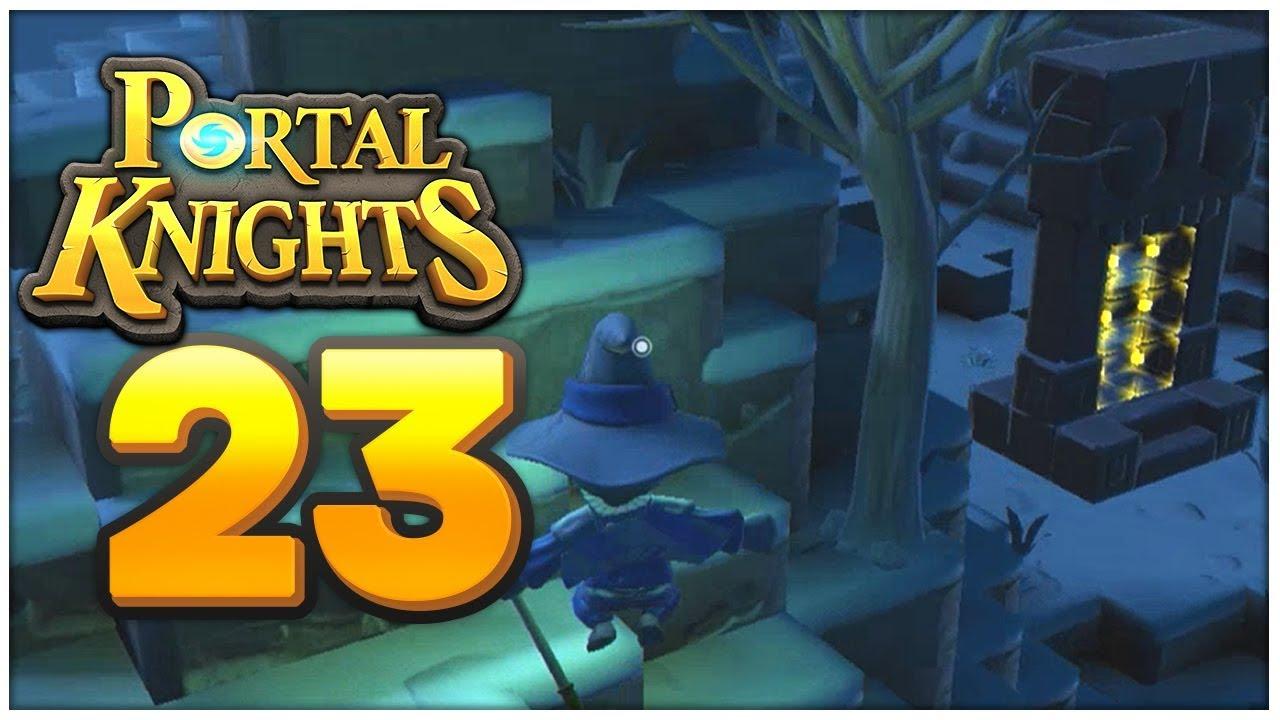 Portal Knights Switch Part 23 Wo Ist Das Zweite Portal An Der