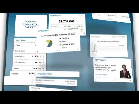 Wealth management technology designed for the physician.