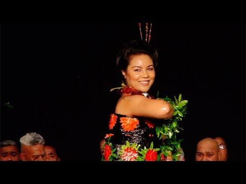 Lilian Paea - Miss Lady Maria Australia - Tau'olunga - Miss Heilala