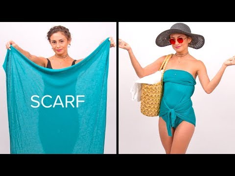 Download Youtube: Super Cool Clothing Revamps and More Life Hacks by Blossom
