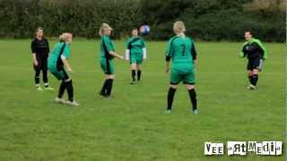 Pinxton Ladies Football Club || #VeeArtMedia || #Football