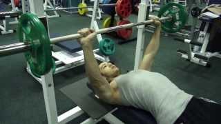 Как качать грудь? Жим лежа. Упражнение для грудных мышц. Как делать жим? Как быстро накачать грудь?(РЕКЛАМА И СОТРУДНИЧЕСТВО https://vk.com/fightballcom Подпишитесь, чтобы получать мои новые видео: http://www.youtube.com/subscription_cen..., 2013-11-24T15:35:23.000Z)