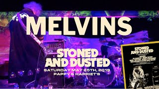 """Melvins """"Hooch"""" @ Pappy and Harriet's Stoned and Dusted 05-25-2019"""