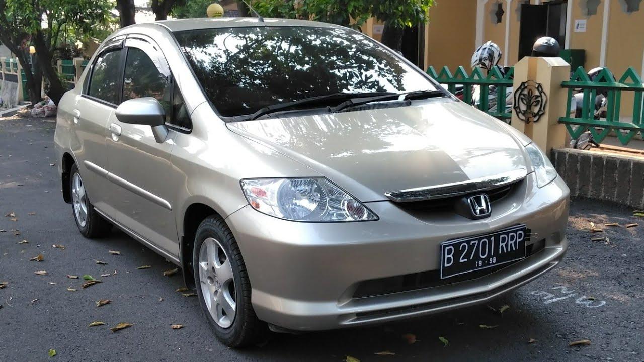 Kelebihan Honda City 2004 Perbandingan Harga