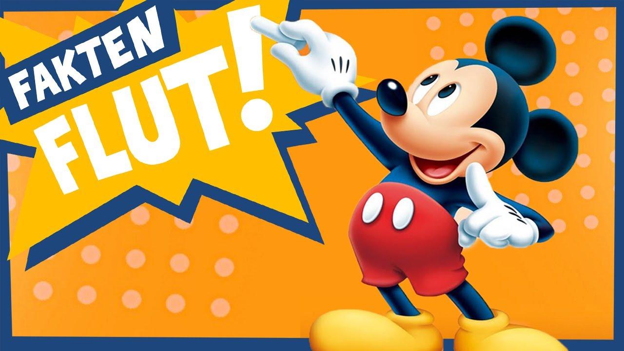 40 Fakten zu Disney   Faktenflut - Clip.FAIL
