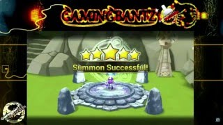Summoners war : Top 5 Best emotional summons Part 1