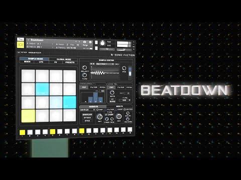 Tweaking Beats with Beatdown