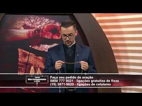 Especial Mãos Ensanguentadas de Jesus - 18/06/2018 - Bloco 02