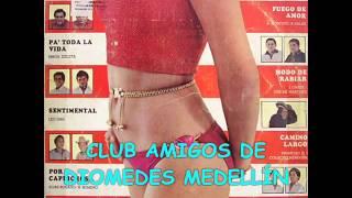 """03 CAMINO LARGO - DIOMEDES DÍAZ Y """"COLACHO"""" MENDOZA (1980 FIESTA VALLENATA VOL 6)"""