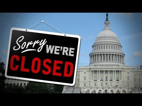 Government Shutdown! If Democrats Cave On DACA They Don't Deserve To Win In 2018