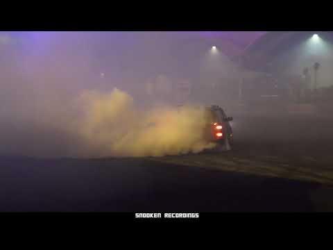 Volvo 945 Saab B234 16v Turbo Burnoutshowen Elmia 2019