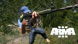ARMA 3 HLC modでLostyと遊ぶ