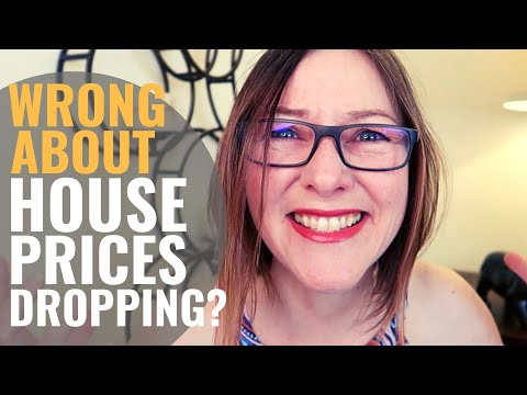 Was I Wrong About HOME PRICES Dropping? [HOUSING MARKET 2020] August Update Real Estate—NEW DATA