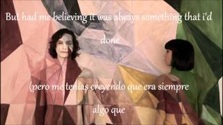 Somebody That I Used To Know (Lyrics mas subtitulos en español) Gotye