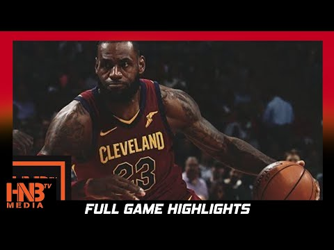Cleveland Cavaliers vs Milwaukee Bucks Full Game Highlights / Week 1 / 2017 NBA Season