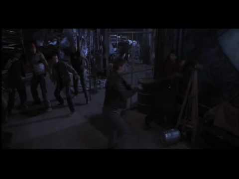 KC COLLINS fights Stifler!