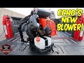 ECHO's Brand New Blower Is Here And It's A Monster! ECHO PB-8010 Blower