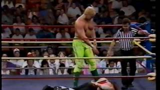 Oz vs. Kevin Grant (WCW 1991-08-24)