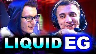 LIQUID vs EG - WHAT A GAME! - TI9 THE INTERNATIONAL 2019 DOTA 2