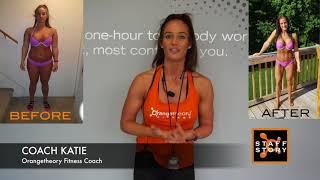 Orangetheory Fitness Coach Katie