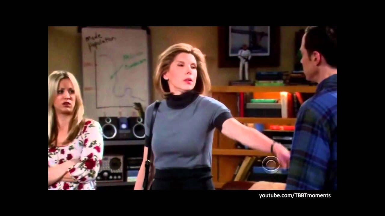 Leonards Mother Kisses Sheldon - Youtube-3359