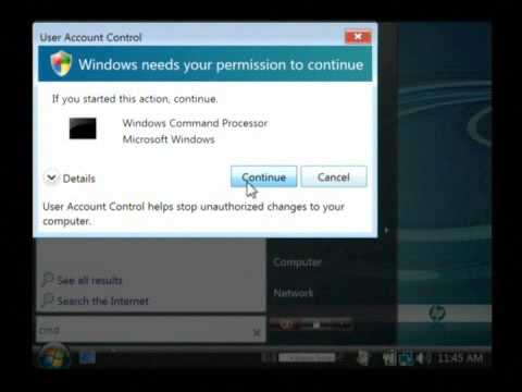 How To Check & Repair Corrupt System Files In Windows Vista Home