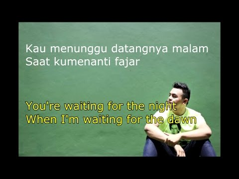 Tulus - Pamit ( The Farewell ) Lirik Bahasa Indonesia - Inggris ( Indonesian - English Lyrics )