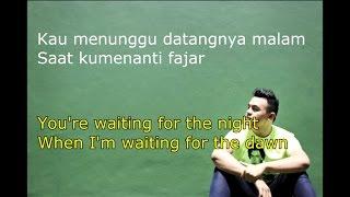 Tulus - Pamit ( The Farewell ) Lirik Bahasa Indonesia - Inggris ( Indonesian - English Lyrics )