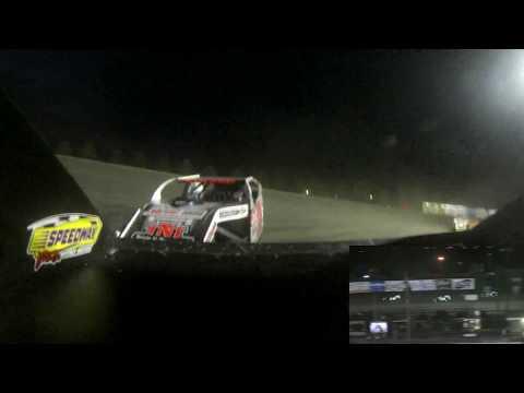Travis Olheiser On-Board @ Dacotah Speedway (8/11/17)