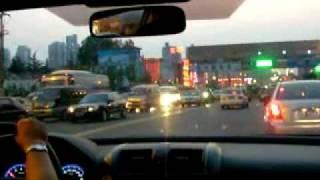 今時の中国の渋滞事情(序の口編)