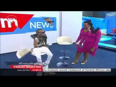Prezzo betty kyalo interview