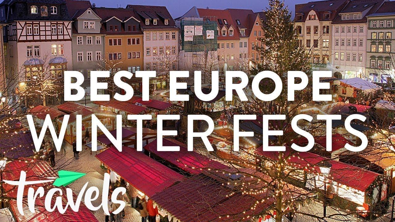 Најубавите зимски фестивали во Европа