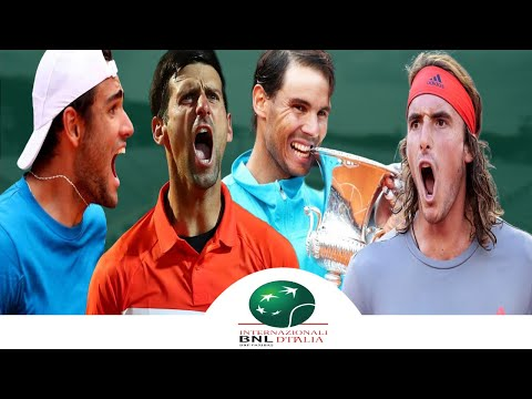 Rome Open 2020 Mens Preview | Draw Analysis & Predictions