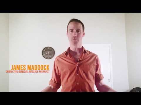 What's Your Story? - James Maddock, Corrective Remedial Massage