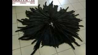 Шкурки норки дикой  крашенные(Сайт: www.arktur-22.ru Компания ARKTUR-22 предлагает Вам купить Шкурки норки дикой крашенные, фабричной выделки...., 2012-08-24T13:39:10.000Z)