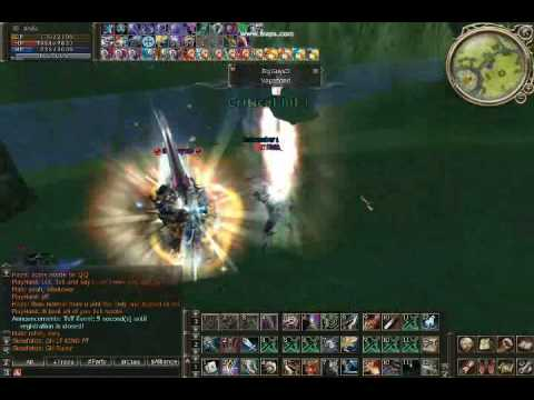 Lineage 2 Free PVP by Knife Ghost Hunter