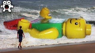 Las Cosas Más Extrañas Encontradas En La Playa