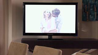 Виолетта 3 - Людмила увидела фотосессию с Фелипе по телевизору (на русском)