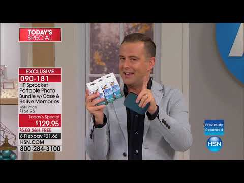 HSN | HP Electronic Gifts 10.22.2017 - 06 AM