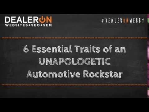 6 Essential Traits of an UNAPOLOGETIC Automotive Rockstar