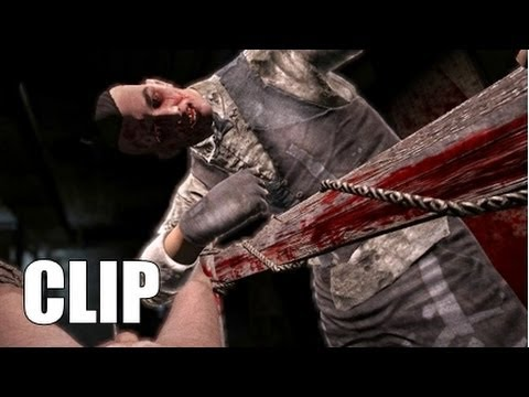 Outlast: Whistleblower - TORTURE SCENE (PC)